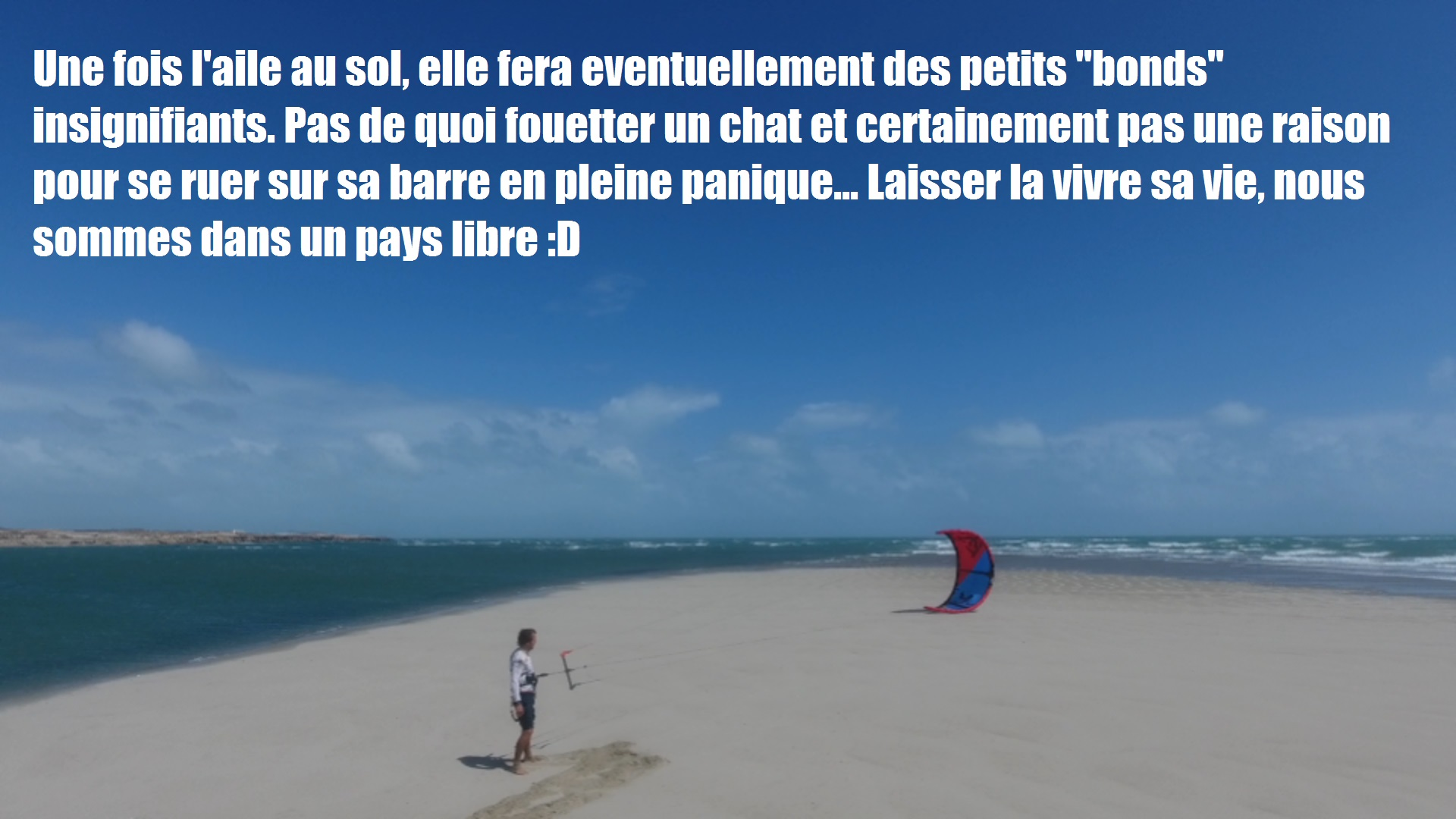 securite kitesurf