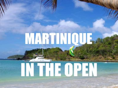 Croisière-cours kitesurf Martinique/In The Open