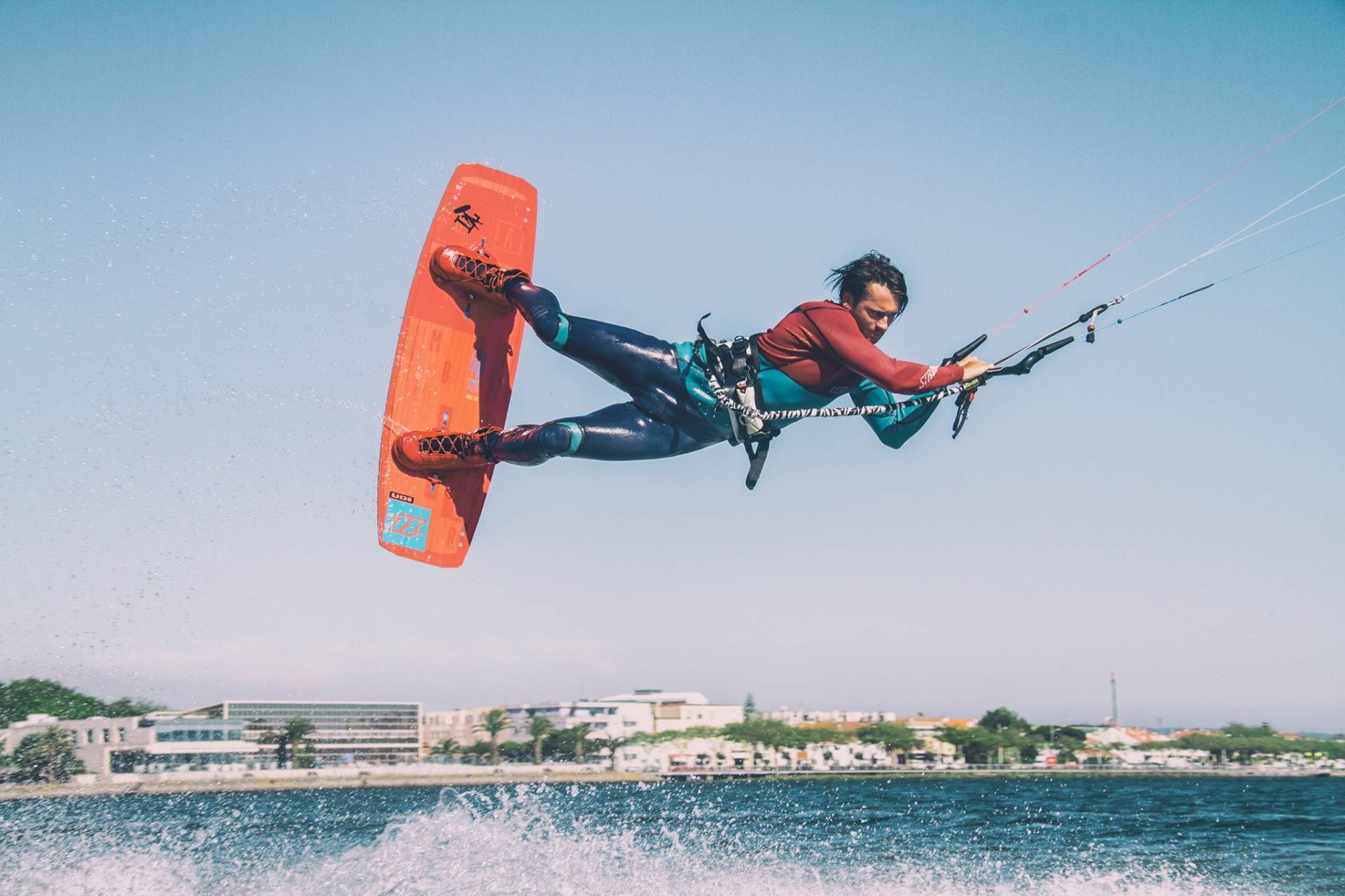 Pierre antoine One Launch Kiteboarding