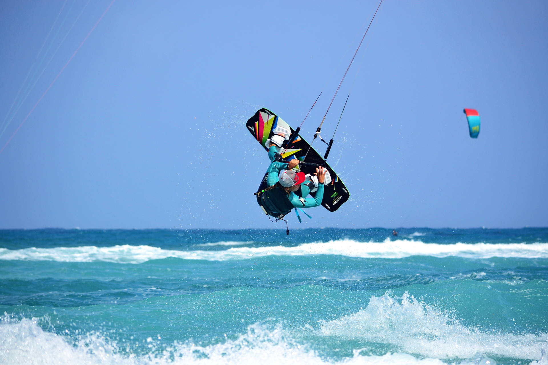 freestyle kite sal