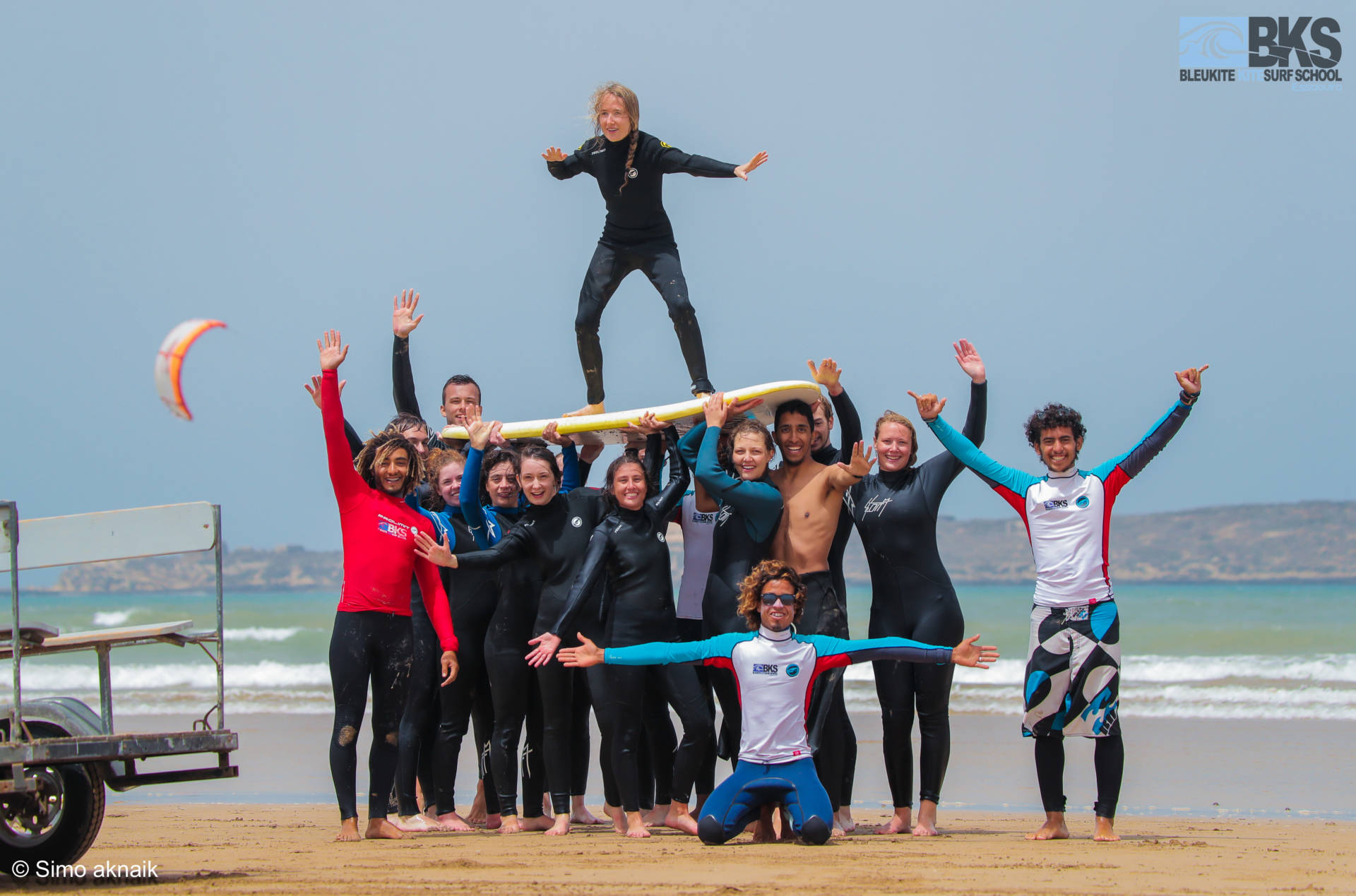 kite surf essaouira