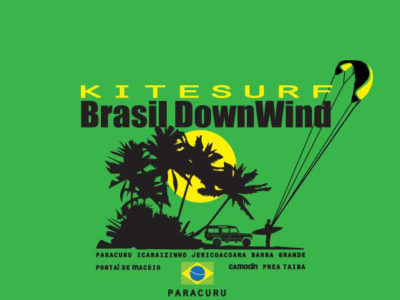 GUIDE ACCOMPAGNATEUR DOWNWIND BRESIL