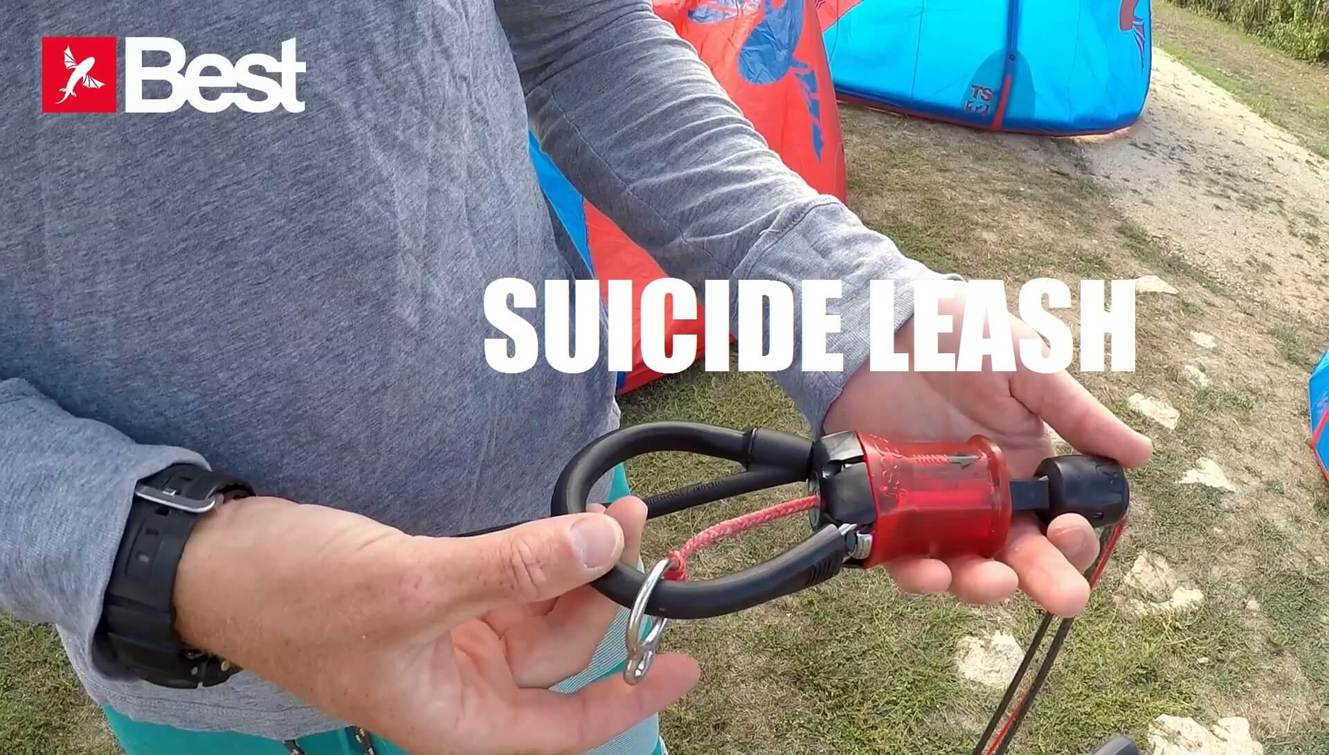 suicide leash tuto