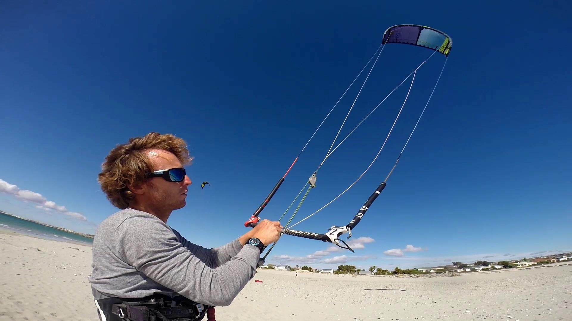 regler aile kitesurf