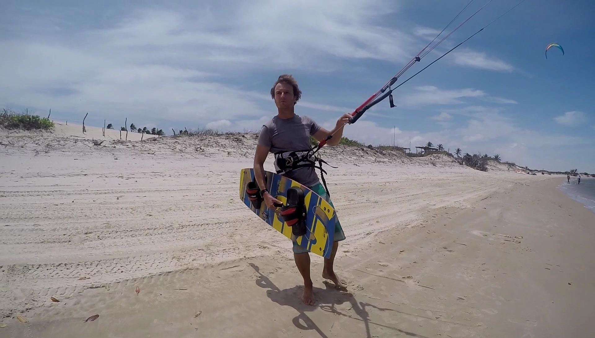 kitesurf securité