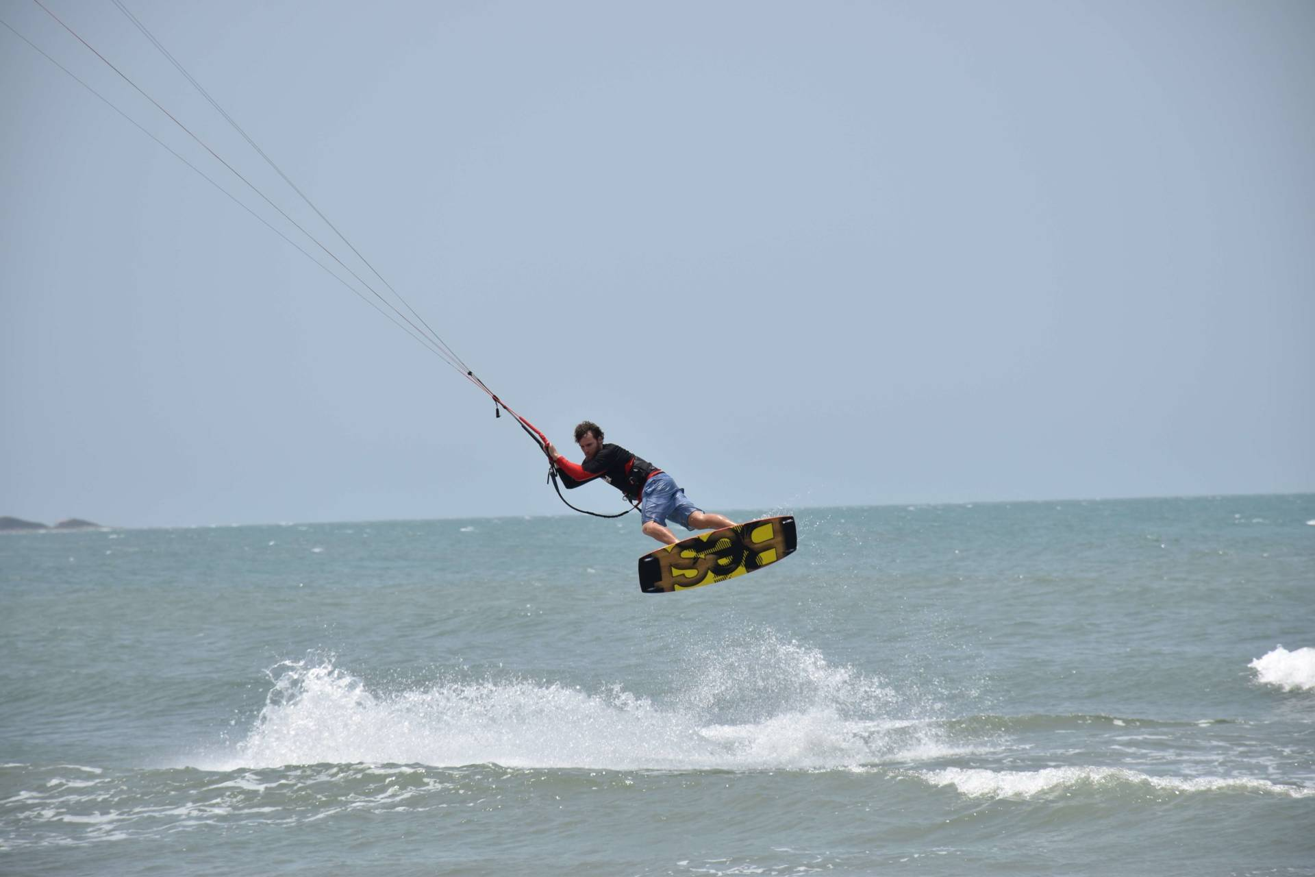 kitesurf santa veronica