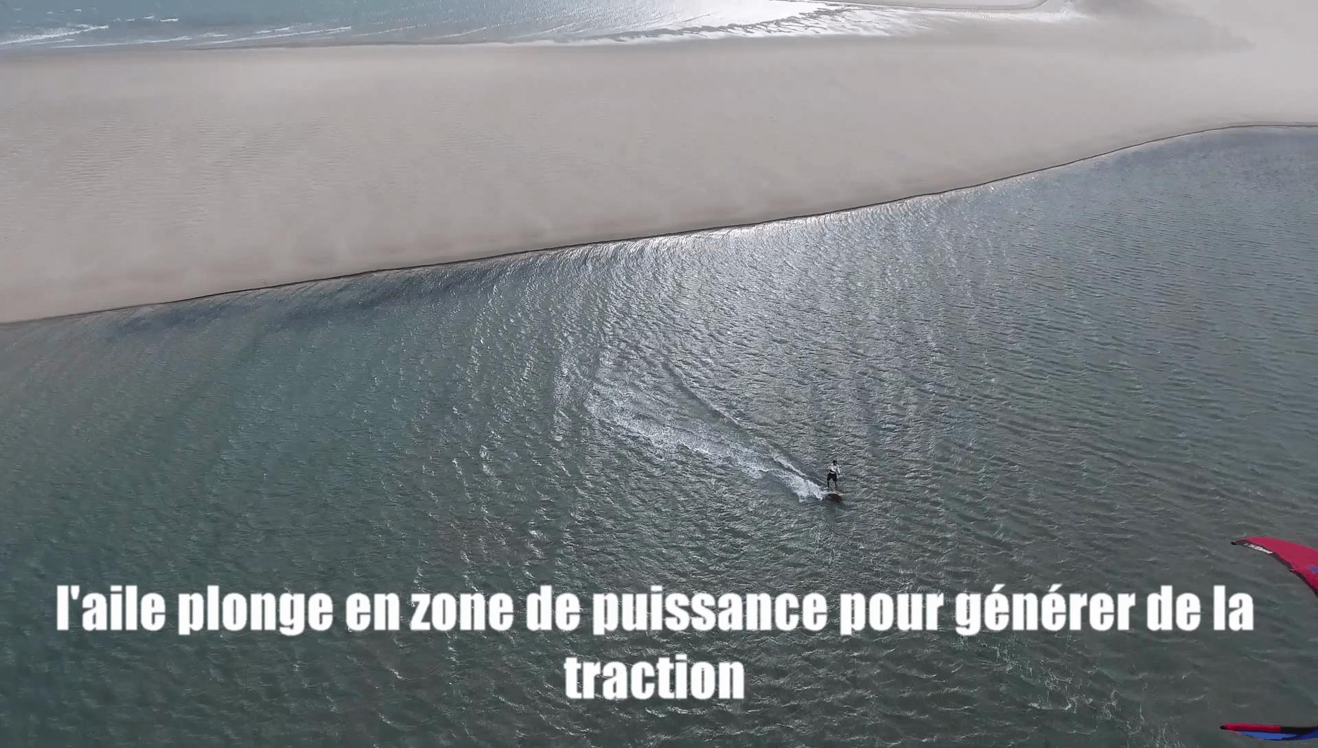 remonter au vent en kitesurf
