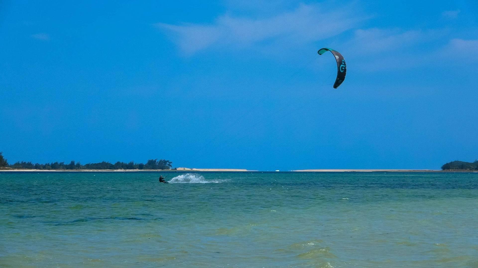 mozambique kitesurf