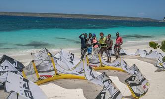 kitesurf haïti