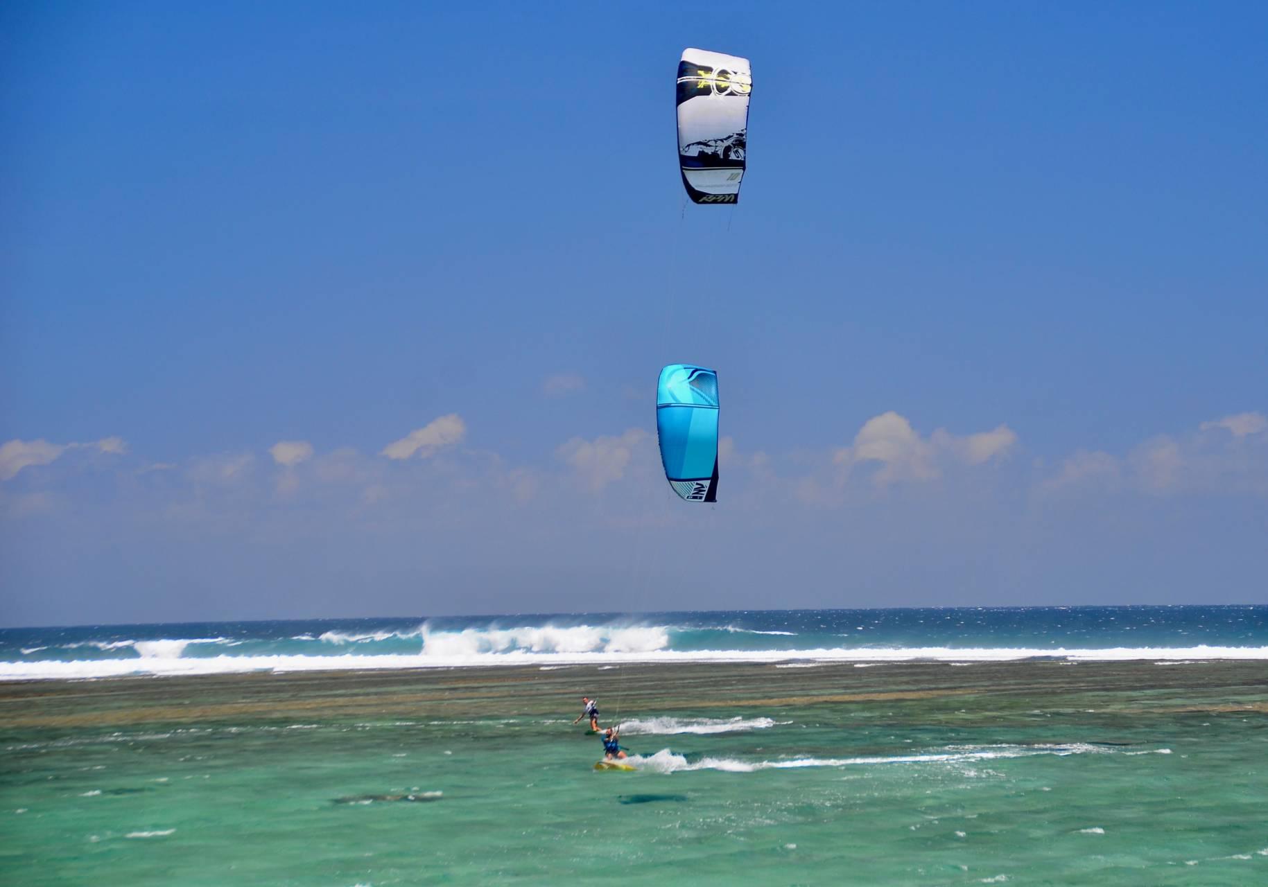 cours de kite indo
