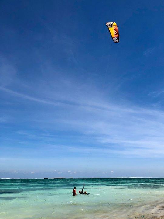 apprendre kitesurf indonésie
