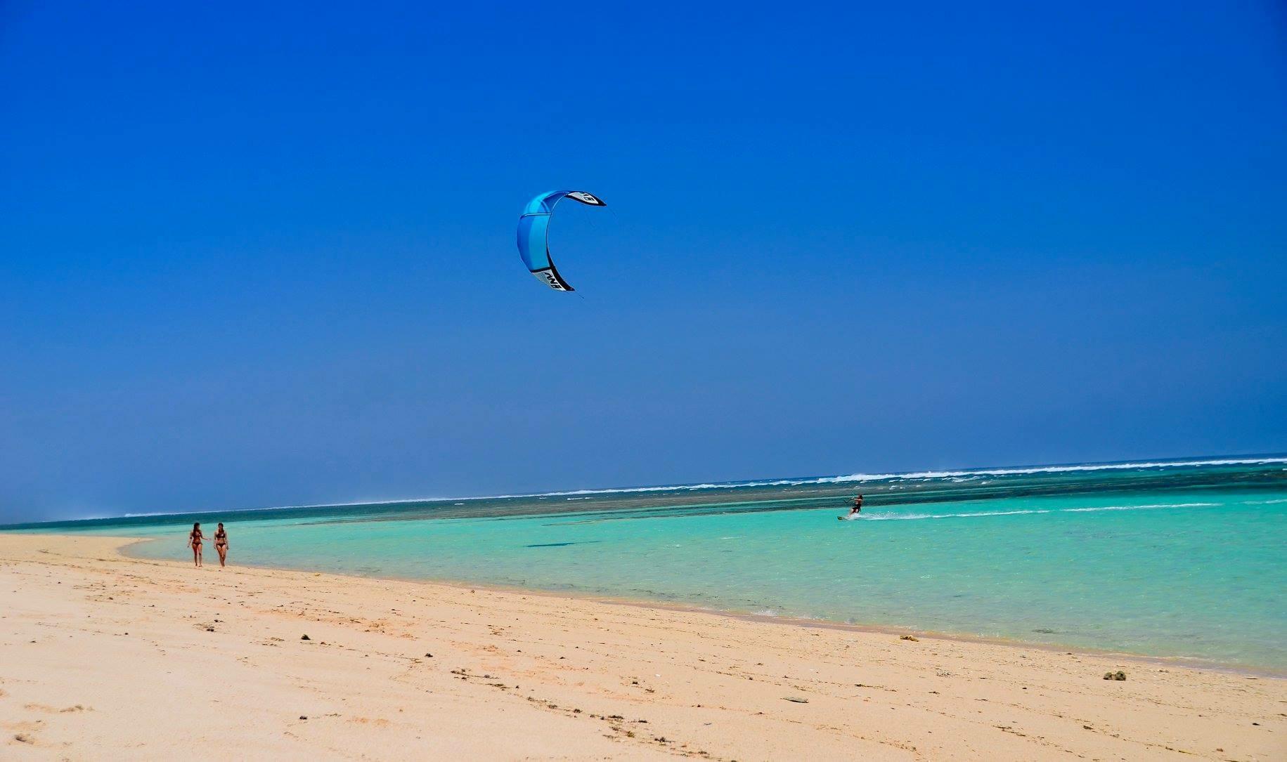 écoles kitesurf indonésie