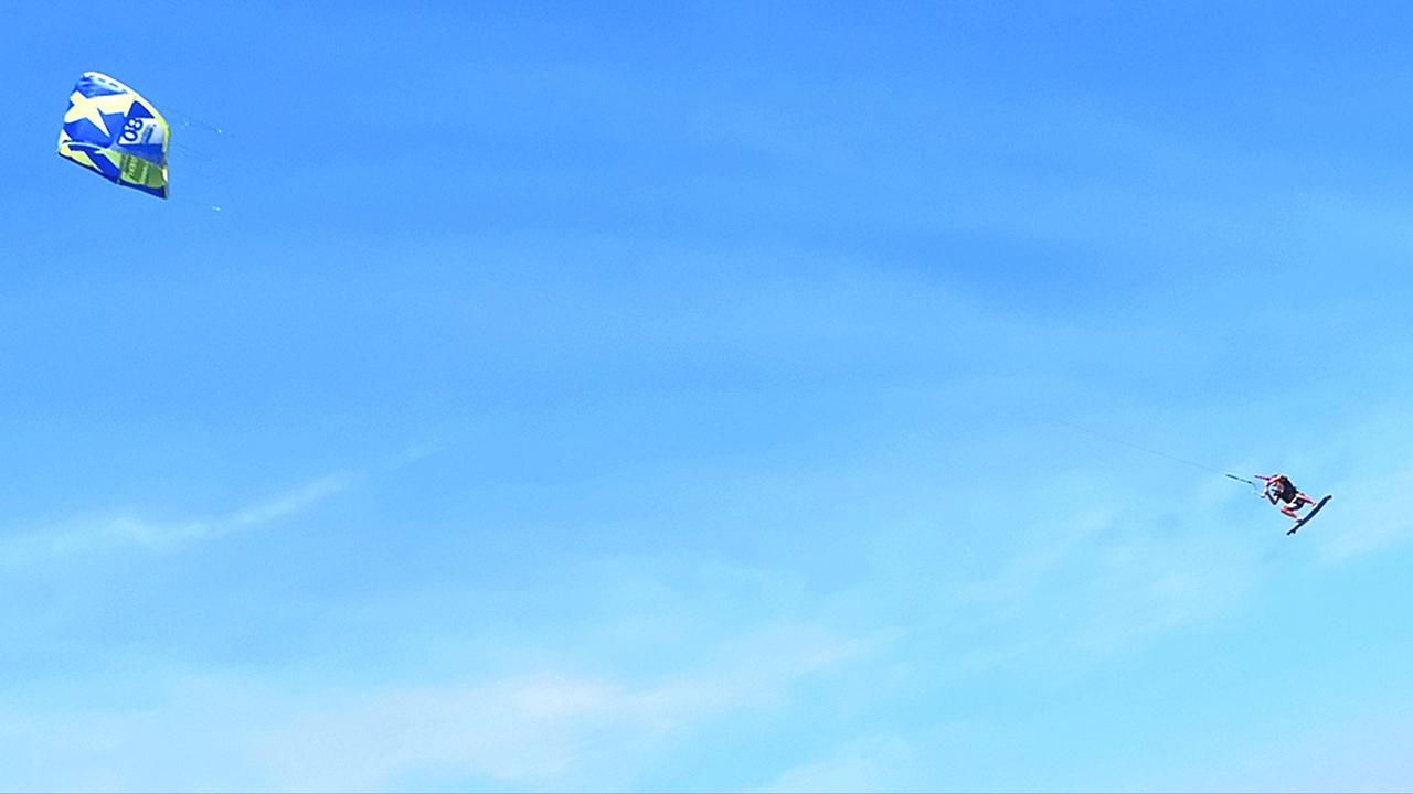 Kitesurfing-Mallasoro