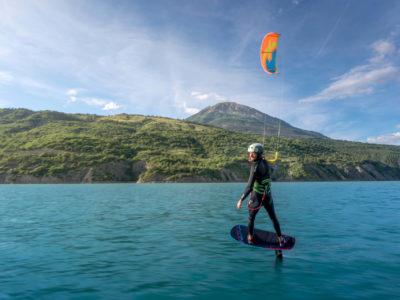 Ecole de kitesurf Lac de Serre Ponçon