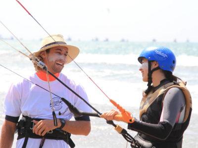 Ecole de kitesurf et kitetrip au Pérou