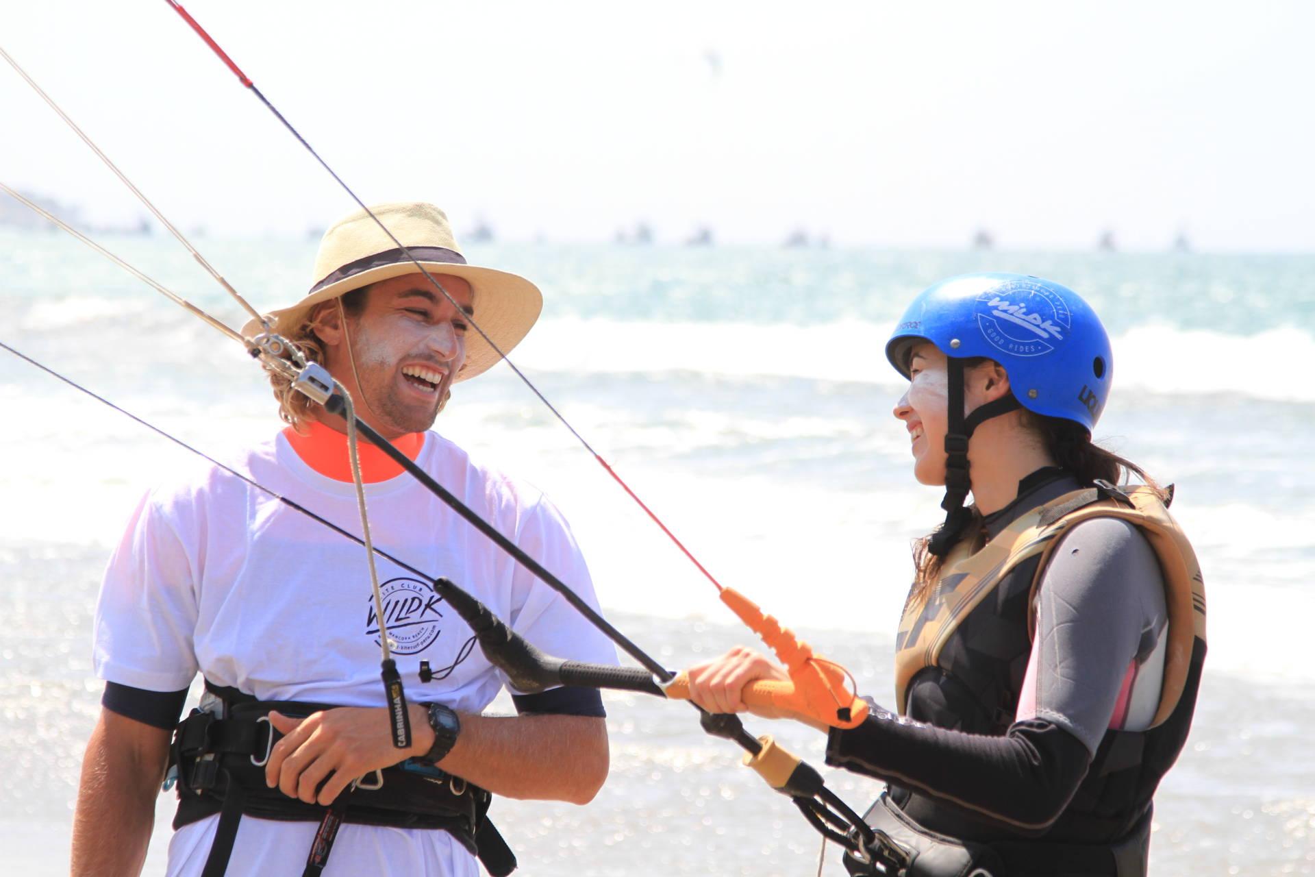 cours kitesurf peru