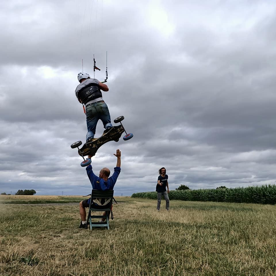 région Brie kite