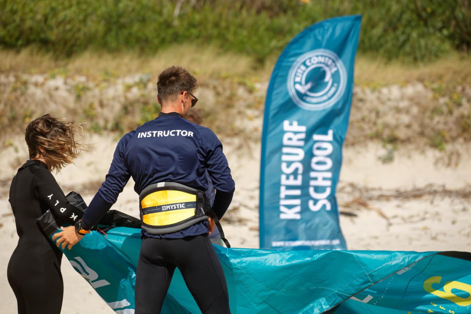 kitesurf Moledo Portugal