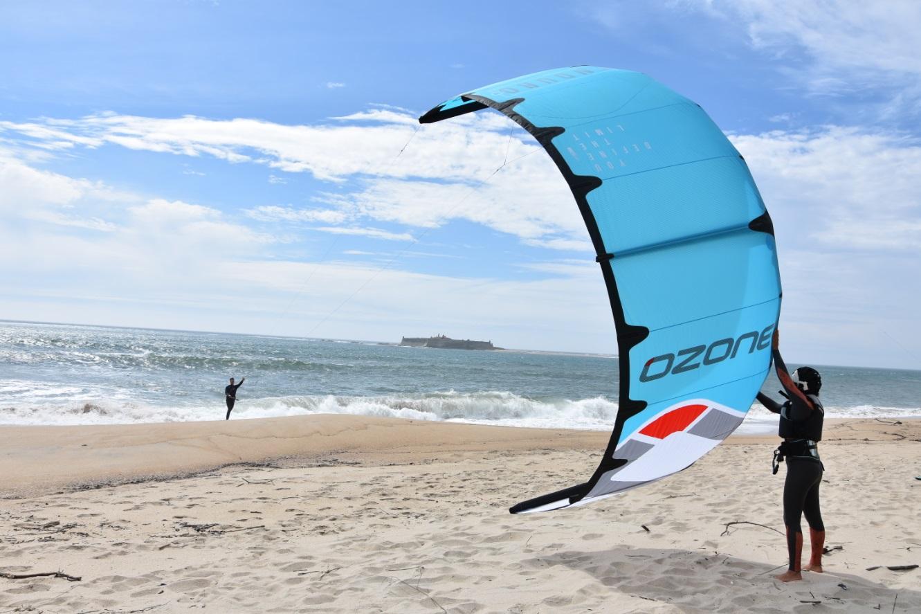 cours de kitesurf Porto
