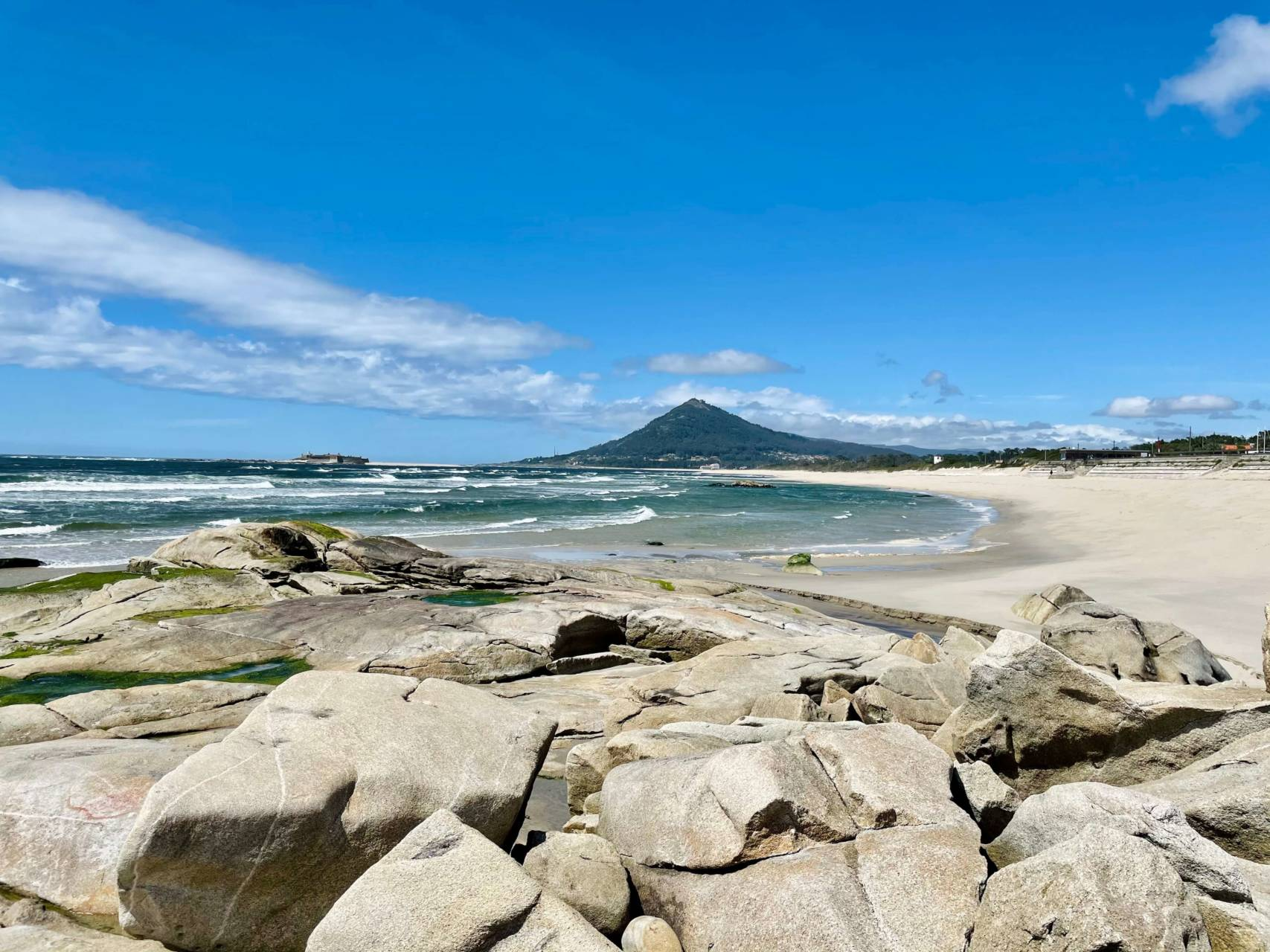 Moledo beach, Viana do Castelo district, Portugal – Kite Control Portugal