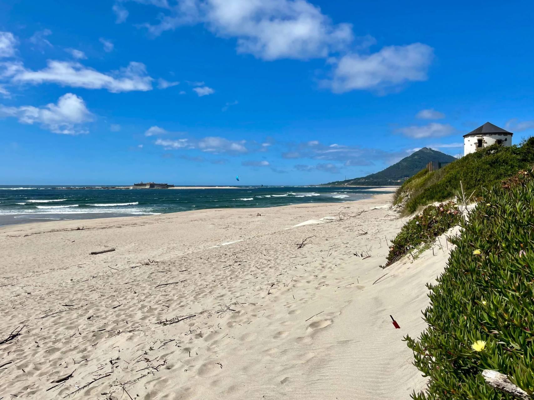 moledo kite beach